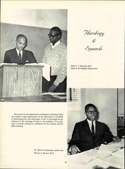 Page 46, 1968 Edition, Oakwood University - Acorn Yearbook (Huntsville, AL) online yearbook collection