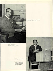Page 47, 1968 Edition, Oakwood University - Acorn Yearbook (Huntsville, AL) online yearbook collection
