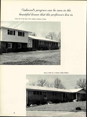Page 52, 1968 Edition, Oakwood University - Acorn Yearbook (Huntsville, AL) online yearbook collection