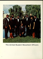 Page 12, 1969 Edition, Oakwood University - Acorn Yearbook (Huntsville, AL) online yearbook collection