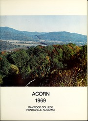 Page 5, 1969 Edition, Oakwood University - Acorn Yearbook (Huntsville, AL) online yearbook collection