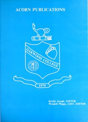 Page 5, 1979 Edition, Oakwood University - Acorn Yearbook (Huntsville, AL) online yearbook collection