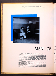Page 10, 1963 Edition, Southeastern Bible College - Gateway Yearbook (Birmingham, AL) online yearbook collection