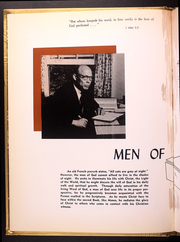 Page 16, 1963 Edition, Southeastern Bible College - Gateway Yearbook (Birmingham, AL) online yearbook collection