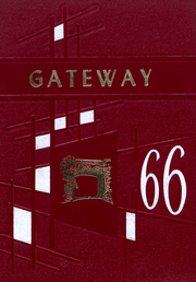 1966 Edition, Southeastern Bible College - Gateway Yearbook (Birmingham, AL)