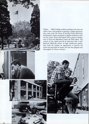 Page 13, 1968 Edition, Southeastern Bible College - Gateway Yearbook (Birmingham, AL) online yearbook collection