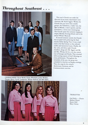 Page 12, 1971 Edition, Southeastern Bible College - Gateway Yearbook (Birmingham, AL) online yearbook collection