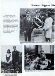 Page 17, 1971 Edition, Southeastern Bible College - Gateway Yearbook (Birmingham, AL) online yearbook collection