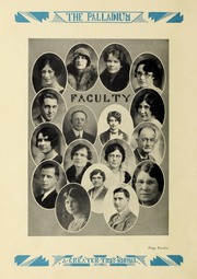 Page 16, 1929 Edition, Troy University - Palladium Yearbook (Troy, AL) online yearbook collection