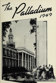 Troy University - Palladium Yearbook (Troy, AL) online yearbook collection, 1949 Edition, Page 1