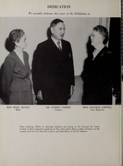 Page 10, 1951 Edition, Troy University - Palladium Yearbook (Troy, AL) online yearbook collection