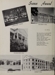 Page 6, 1951 Edition, Troy University - Palladium Yearbook (Troy, AL) online yearbook collection