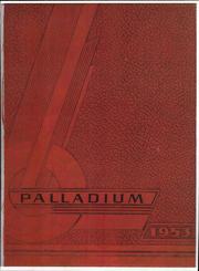 Page 1, 1953 Edition, Troy University - Palladium Yearbook (Troy, AL) online yearbook collection