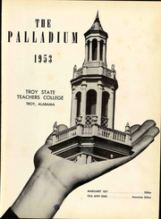 Page 7, 1953 Edition, Troy University - Palladium Yearbook (Troy, AL) online yearbook collection