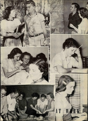 Page 9, 1953 Edition, Troy University - Palladium Yearbook (Troy, AL) online yearbook collection