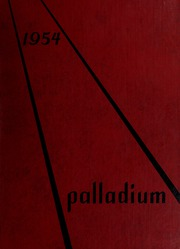 Troy University - Palladium Yearbook (Troy, AL) online yearbook collection, 1954 Edition, Page 1