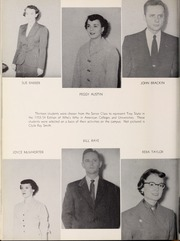 Page 84, 1954 Edition, Troy University - Palladium Yearbook (Troy, AL) online yearbook collection