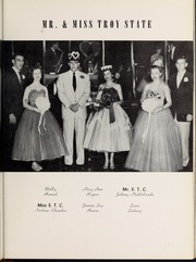 Page 87, 1954 Edition, Troy University - Palladium Yearbook (Troy, AL) online yearbook collection