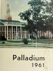 Page 1, 1961 Edition, Troy University - Palladium Yearbook (Troy, AL) online yearbook collection
