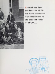 Page 9, 1961 Edition, Troy University - Palladium Yearbook (Troy, AL) online yearbook collection