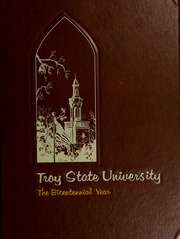 Page 1, 1976 Edition, Troy University - Palladium Yearbook (Troy, AL) online yearbook collection