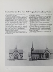 Page 10, 1981 Edition, Troy University - Palladium Yearbook (Troy, AL) online yearbook collection