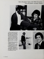 Page 14, 1981 Edition, Troy University - Palladium Yearbook (Troy, AL) online yearbook collection