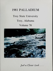 Page 5, 1981 Edition, Troy University - Palladium Yearbook (Troy, AL) online yearbook collection