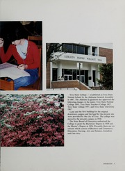 Page 9, 1981 Edition, Troy University - Palladium Yearbook (Troy, AL) online yearbook collection
