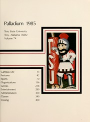Page 5, 1985 Edition, Troy University - Palladium Yearbook (Troy, AL) online yearbook collection