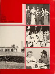 Page 7, 1985 Edition, Troy University - Palladium Yearbook (Troy, AL) online yearbook collection