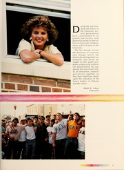 Page 15, 1987 Edition, Troy University - Palladium Yearbook (Troy, AL) online yearbook collection