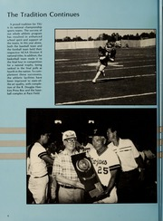 Page 10, 1988 Edition, Troy University - Palladium Yearbook (Troy, AL) online yearbook collection