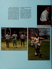 Page 12, 1988 Edition, Troy University - Palladium Yearbook (Troy, AL) online yearbook collection