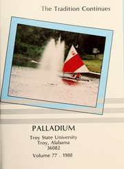 Page 5, 1988 Edition, Troy University - Palladium Yearbook (Troy, AL) online yearbook collection