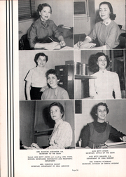 University of Alabama School of Dentistry - Dentala Yearbook (Birmingham, AL) online yearbook collection, 1955 Edition, Page 38