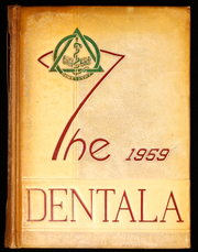 University of Alabama School of Dentistry - Dentala Yearbook (Birmingham, AL) online yearbook collection, 1959 Edition, Page 1