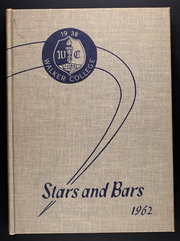 Page 1, 1962 Edition, Walker College - Stars and Bars Yearbook (Jasper, AL) online yearbook collection