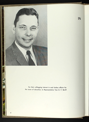 Page 10, 1962 Edition, Walker College - Stars and Bars Yearbook (Jasper, AL) online yearbook collection