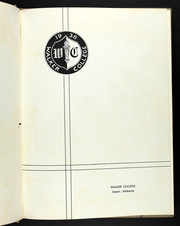 Page 5, 1962 Edition, Walker College - Stars and Bars Yearbook (Jasper, AL) online yearbook collection