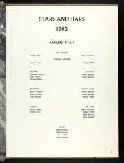 Page 7, 1962 Edition, Walker College - Stars and Bars Yearbook (Jasper, AL) online yearbook collection