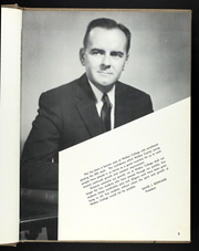 Page 9, 1962 Edition, Walker College - Stars and Bars Yearbook (Jasper, AL) online yearbook collection