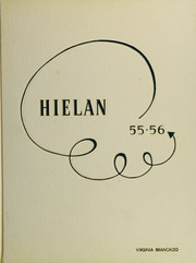 Page 1, 1956 Edition, Upland High School - Hielan Yearbook (Upland, CA) online yearbook collection