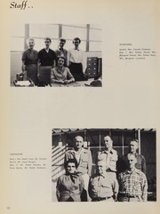 Page 16, 1956 Edition, Upland High School - Hielan Yearbook (Upland, CA) online yearbook collection