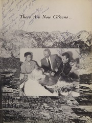 Page 7, 1956 Edition, Upland High School - Hielan Yearbook (Upland, CA) online yearbook collection
