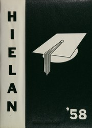 Upland High School - Hielan Yearbook (Upland, CA) online yearbook collection, 1958 Edition, Page 1