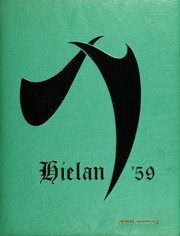 Page 1, 1959 Edition, Upland High School - Hielan Yearbook (Upland, CA) online yearbook collection