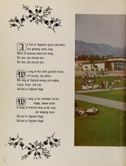 Page 6, 1959 Edition, Upland High School - Hielan Yearbook (Upland, CA) online yearbook collection