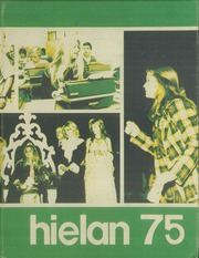 Upland High School - Hielan Yearbook (Upland, CA) online yearbook collection, 1975 Edition, Page 1