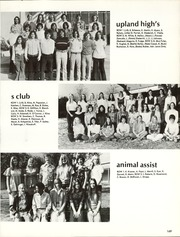 Page 173, 1975 Edition, Upland High School - Hielan Yearbook (Upland, CA) online yearbook collection